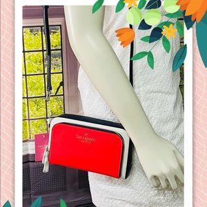 NWT Kate Spade Staci Colorblock Crossbody Bag